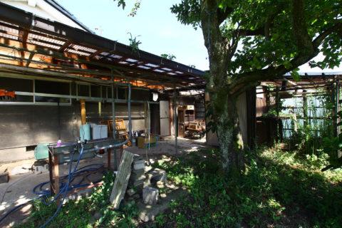 photo: 「祖父の軒下」の家