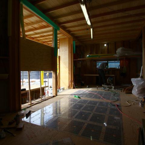 photo: 生駒の家