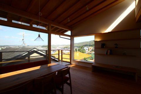 photo: 鼓滝の家竣工