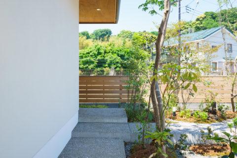 photo: 鎌倉の家