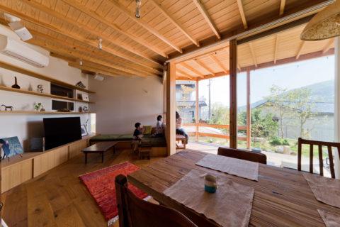 photo: 生駒の家2 一年点検