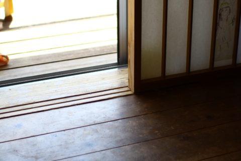 photo: 牟礼の家へ