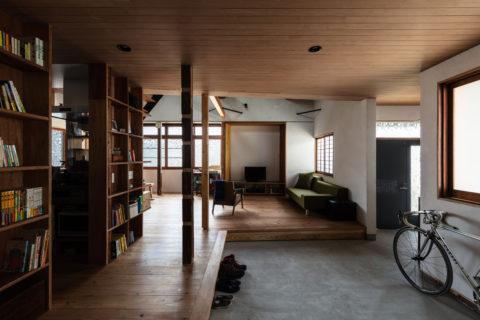 神戸大倉山の家