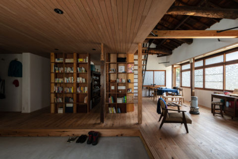 photo: 神戸大倉山の家