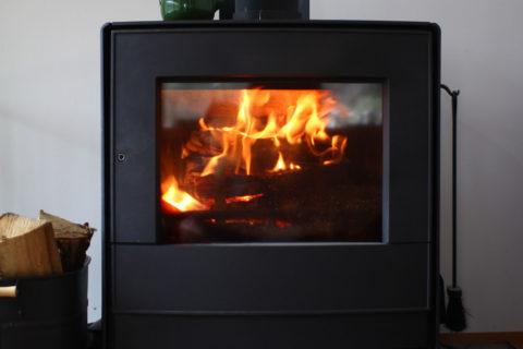 photo: 暖かい家